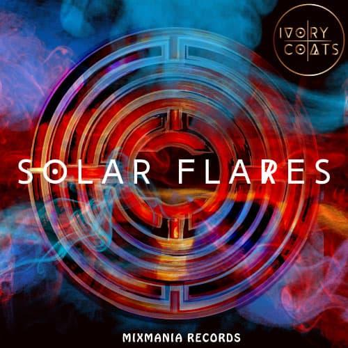 Solar Flares (Original Mix) By Ivory Coats Art Work