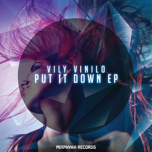 Put It Down EP By Vily Vinilo Art Work