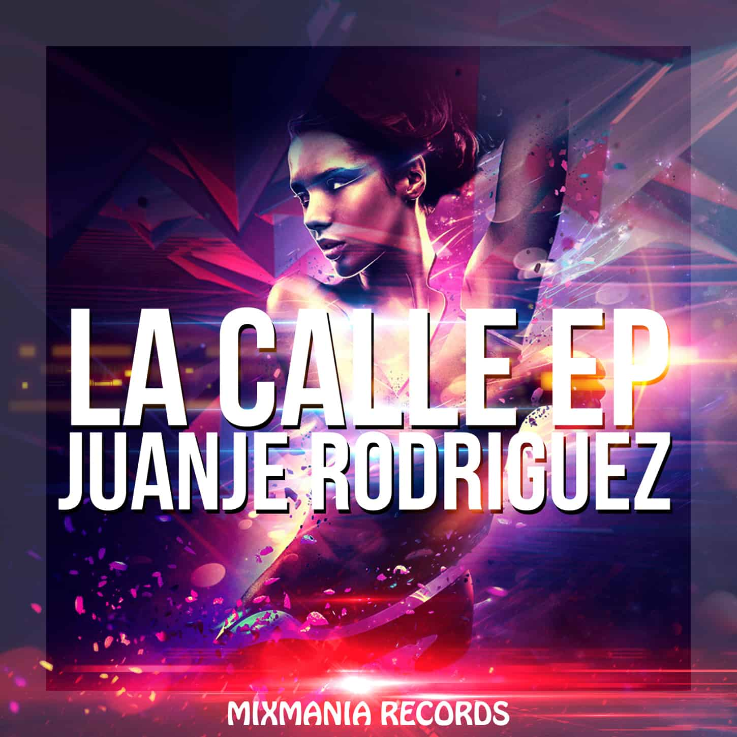 La Calle EP By Juanje Rodriguez Art Work