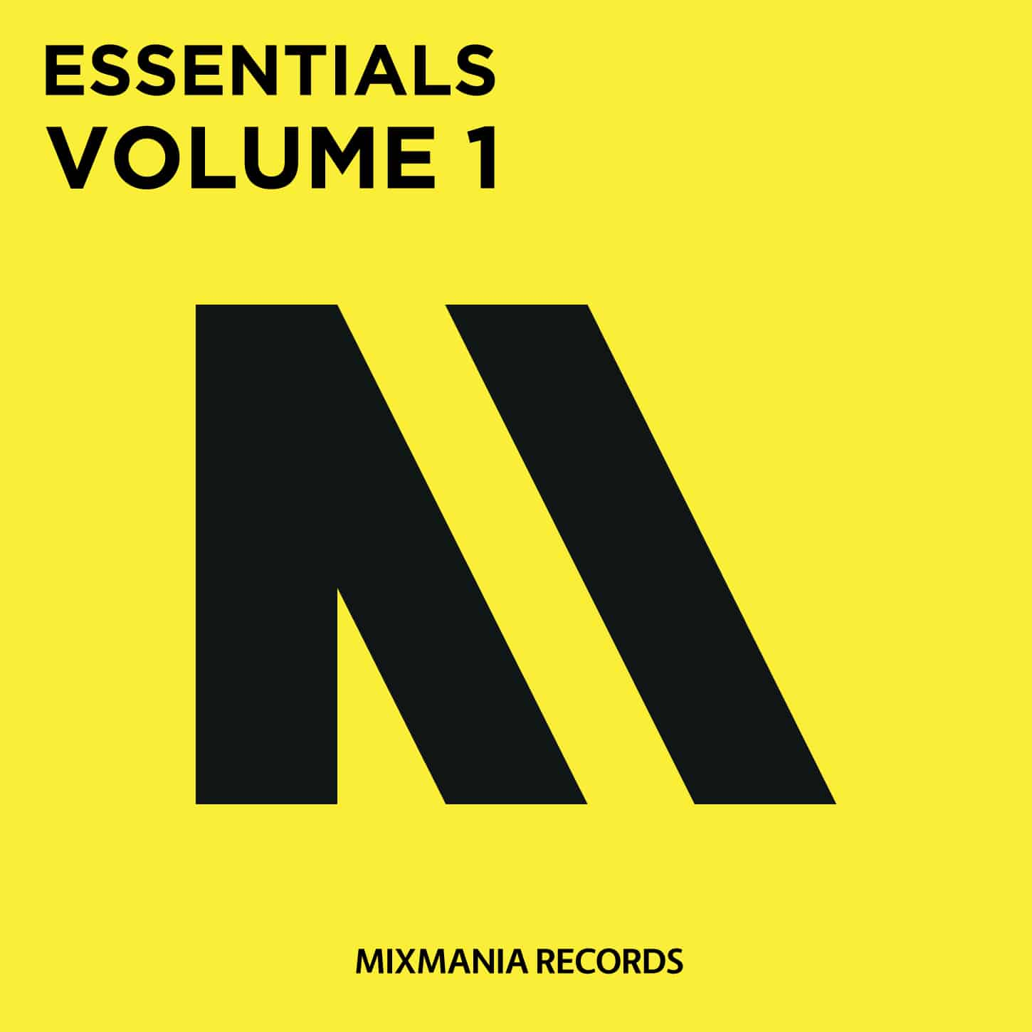 Essentials Volume 1 Compilation Various Artists Art Work