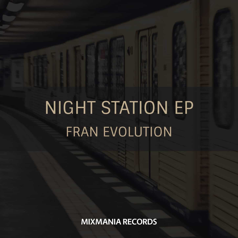 Night Station EP By Fran Evolution Art Work
