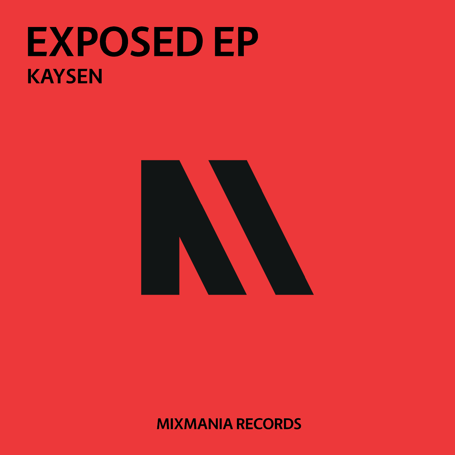 Exposed EP By KAYSEN Art Work
