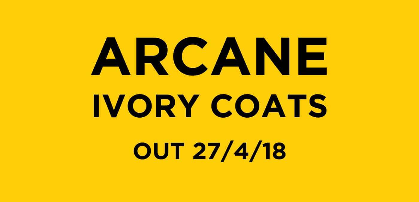 Arcane (Original Mix) release date